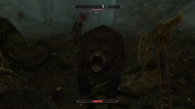 Should this bear be statically determined, or dynamically scaled to the player's level?