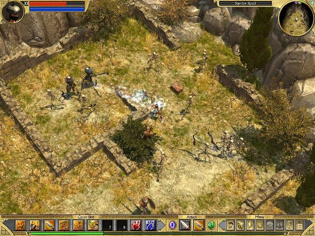 Is Titan Quest the best Diablo clone out there?