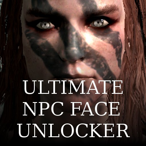 Ultimate NPC Face Unlocker at the Steam Workshop