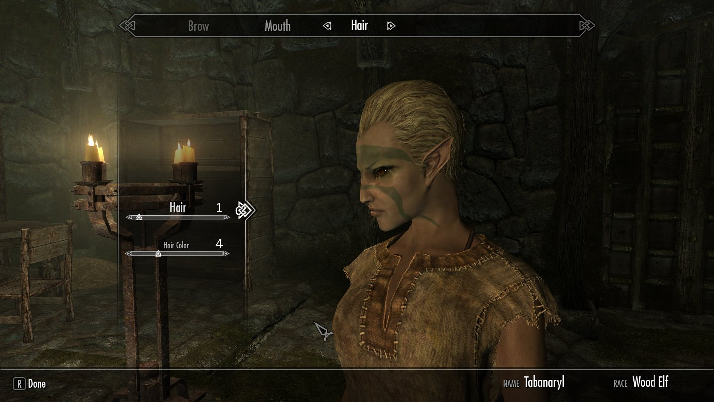 Skyrim female character mods adult pictures