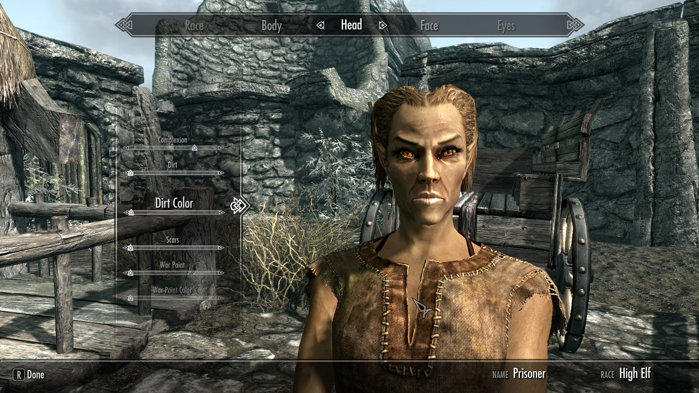 Possible to convert a Skyrim Face Preset to Fallout 4 ...